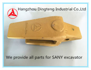 Excavator Bucket Tooth Holder Sy285c8I2k. 3.4D. 1-12 No. 11874388 for Sany Excavator Sy265/285/305 pictures & photos