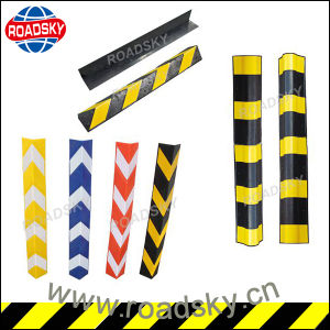 Bullnose Reflective Safety Rubber/ Foam Round Corner Guard pictures & photos