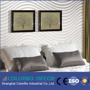 3D MDF Wave Panel for Wall Decoration pictures & photos