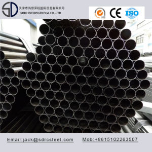 Round Black Annealed Steel Pipe pictures & photos