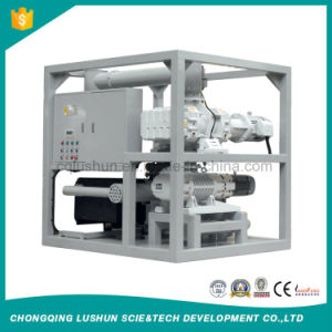 Lushun Zj Series Air Extractor for Vacuum Transformer Mobile Type pictures & photos