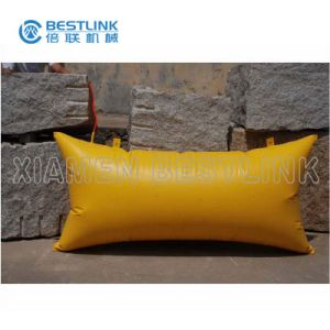 Reusable Polymer Made Stone Block Pushing Air Bag for Quarrying pictures & photos