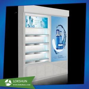 Customized MDF Wholesale Cosmetics Display pictures & photos