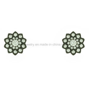 Beautiful Earrings Femal Jewels Plated Ear Stud (KE3207) pictures & photos