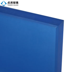 6mm Tempered Ceramic Frit Building Decorative Glass pictures & photos
