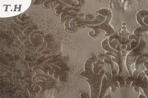 New Polyester Fabric Designs Chenille Sofa Fabric pictures & photos