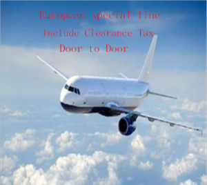 European Special Line Include Clearance Tax Door to Door Fast Delivery by Air pictures & photos