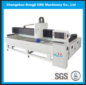 CNC 3-Axis Glass Edge Polishing Machine for Glass Furniture pictures & photos