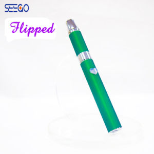 Topfilling and Leak-Proof Design Flipped Max Vape Pen Electronic Cigarette From Seego pictures & photos