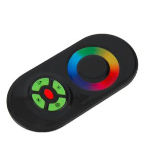 Touch Panel RF Wireless LED RGB Remote Controller pictures & photos