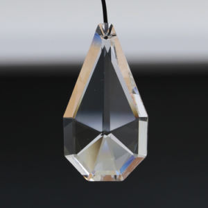 Brilliant Crystal Water Drop Parts Crystal Hanging Chandelier Drop Lighting pictures & photos