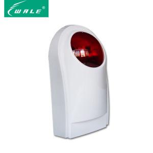 Louder Alarming Voice Wireless Strobe Siren pictures & photos