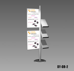 Multifunctional Aluminum Display Banner Stand (DY-dB-2) pictures & photos