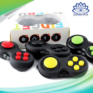 Educational Toys Funny Hand Shank Cube Fidget Pad pictures & photos