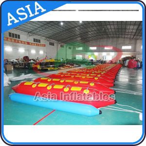Factory Ocean Towable Ski Tube, Inflatable Water Fly Fish Banana Boat pictures & photos