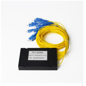 1*8 Box Module SC/PC PLC Splitter for Olt and ONU pictures & photos