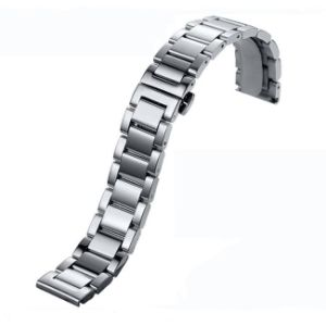 for Samsung Gear S3 Smart Watch Metal Strap 3 Beads Stainless Steel Watchband for S3 Classic Bracelet with Pins pictures & photos