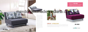 Fabric Sofa Bed Leisure Sofa Bed Sectional Home Sofa Bed pictures & photos