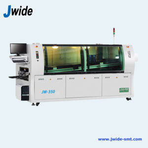 Chinese Made PCB Wave Solder Machine for PCB Assembly Line pictures & photos