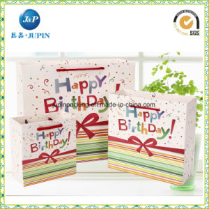 High Quality Jewelry Packaging Paper Bag (JP-PB018) pictures & photos
