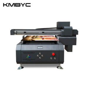 Byc A2 Plus 8 Channels Digital UV Printer pictures & photos