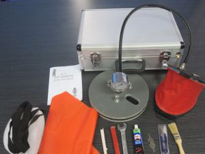 Portable Testing and Repairing Tools for Immersion Suit pictures & photos