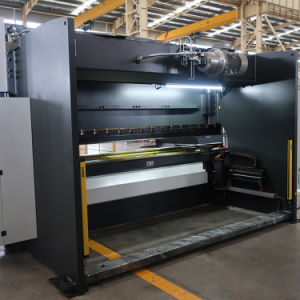 3 Axis 220t 3200 CNC Press Brake with Delem Da52s pictures & photos
