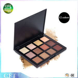 Get Coupons Shimmer Matte Shining Professional 12 Colors Cosmetics Eye Shadow pictures & photos