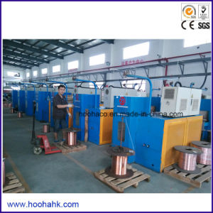 Fine Copper Wire Drawing Machine with Annealing pictures & photos