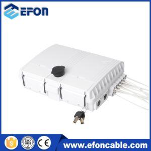 12 8 Core Pole Mount Fiber Optic Box /Caja Fibra Optica 12 Hilos pictures & photos