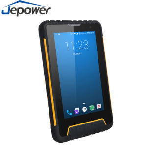 8 Cores CPU Android 6.0 System Handheld Rugged IP67 Tablet Industrial PDA pictures & photos