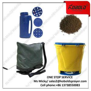 (WSP-09) New Salt Ice Melt, Fertilizer, Seeds Handy Spreader pictures & photos