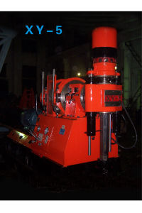 Xitan Xy-5 Core Drilling Rig Geotechnical Mineral Exploration Drilling Rig pictures & photos