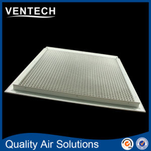 Aluminium Eggcrate Return Grille, HVAC System Egg Crate Air Grilles pictures & photos