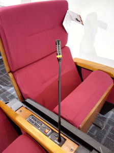 Armrest Conference Microphone for Auditorium pictures & photos
