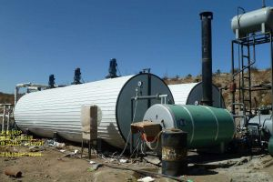 Thermic Fluid Heating System pictures & photos