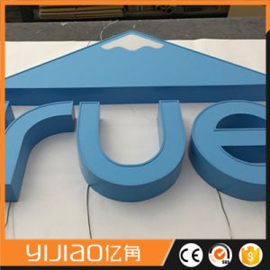Well Fabricated Face Lighting Custom Outdoor Signs pictures & photos