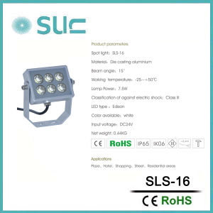 6W LED Outdoor Spot Light/Wall Washer pictures & photos