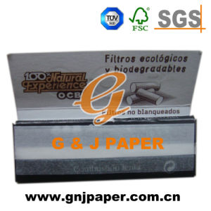 Unfiltered Rolling Tobacco Paper with High Strength pictures & photos