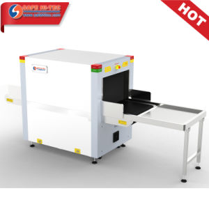 X Ray Conveyor Scanner Baggage Detector for Security and Protection SA6040B pictures & photos