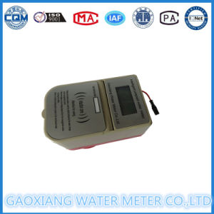 Brass Multi Users Multi Cards Prepaid Public Water Meter pictures & photos