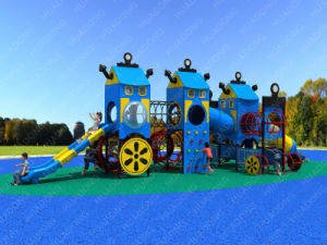 TUV Certified Most Safety and Adjust for 3-12years Children Outdoor Playground pictures & photos