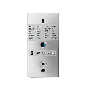 Waterproof Outdoor Metal Standalone RFID Door Access Controller with Wiegand Signal pictures & photos