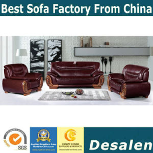 China Exporting Home Furniture Leather Sofa (2109) pictures & photos