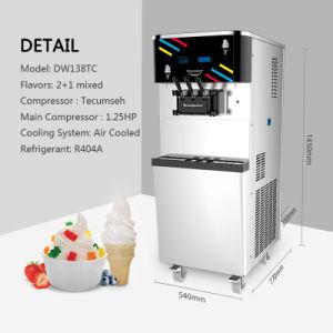 Frozen Yogurt Ice Cream Machine (oceanpower DW138TC) pictures & photos