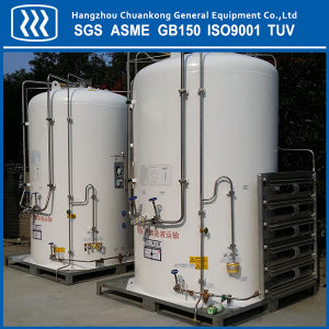 Industrial Gas Cryogenic Micro Storage Tank pictures & photos