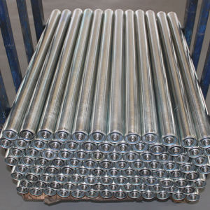 Steel with Galvanized Idler Roller pictures & photos