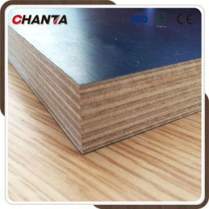 1250X2500 Black Film Faced Plywood From Chanta Group pictures & photos