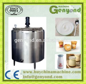 Top Quality Stainless Steel Yogurt Fermentation Tank pictures & photos