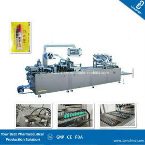 Automatic PVC Blister+Paper Card Glue Sticks Blister Packaging Machines pictures & photos